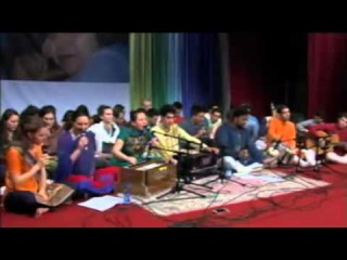 Yuva Shakti Qawwali Group Mataji Ki Diwani Sahasrara Puja Evening Program 2014
