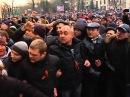 1 марта 2014. Харьков. Избиение пленных майдановцев