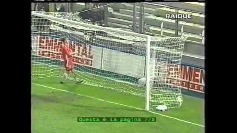 КУЕФА 1999/2000. Парма - Кривбасс Кривой Рог 3-2 (16.09.1999)