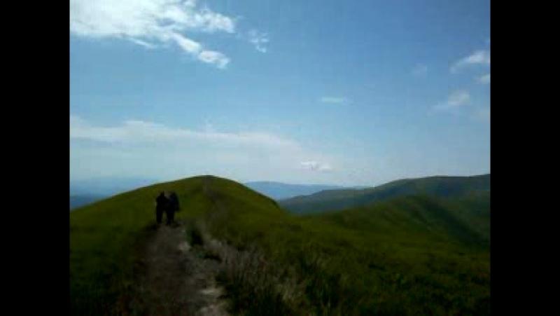 Похід в горах 2014. Шипіт- Воловець 06.07.14