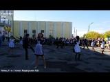 Танцевальное попурри Карасуская СШ 11 и 1 класс на 1 сентября 2015 День Знаний