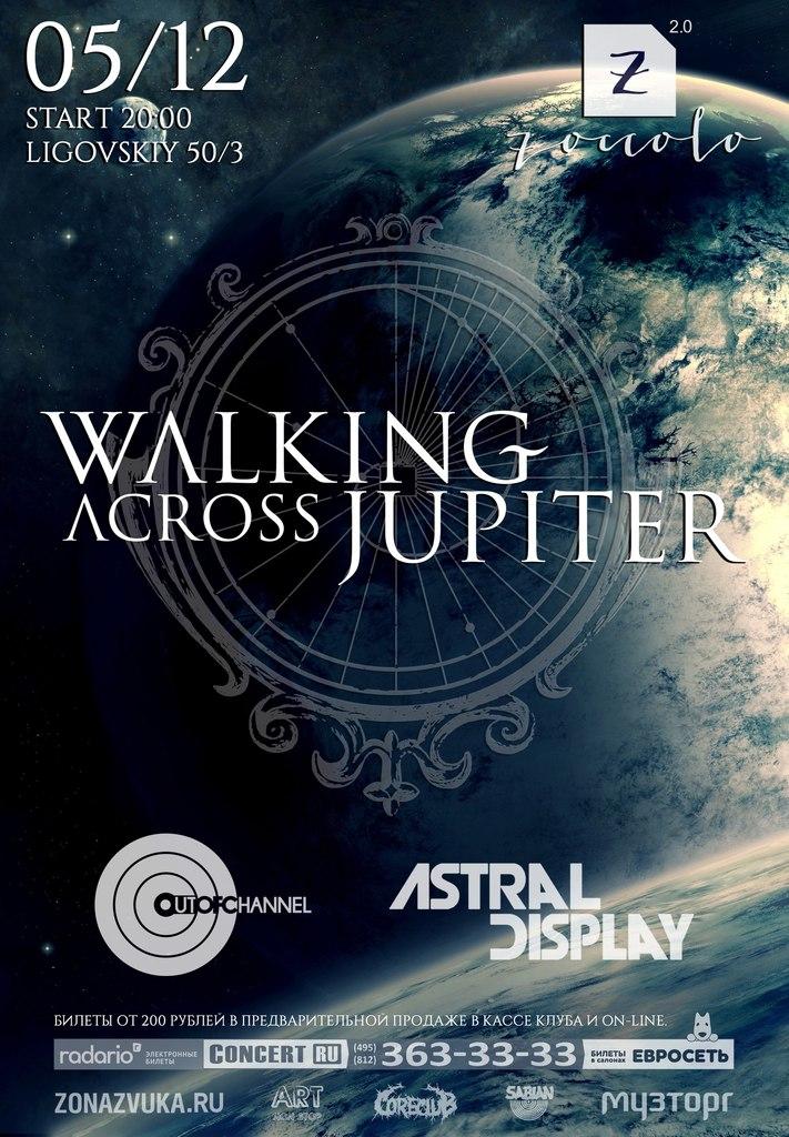 Walking Across Jupiter - Scent
