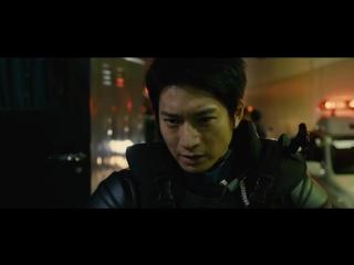 Эс - Последний полицейский: Восстановление нашего будущего / S - The Last Policeman: Recovery of Our Future - Япония, 2015
