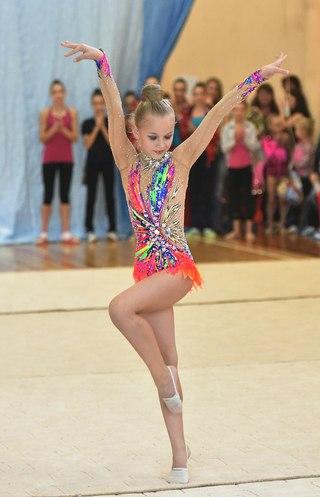 легинсы для гимнастики для девочек