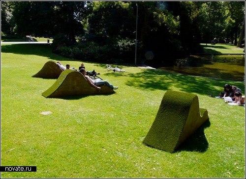 Идея в парке