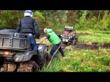 ATV Saltov #12 | Yamaha Grizzly 660, BRP Outlander 650, RBC 1100