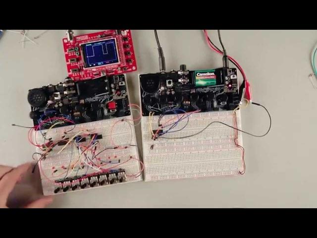 Casper Electronics DIY synth building Part 1 Oscillators