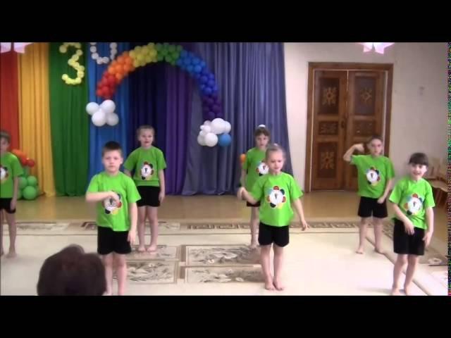 МАДОУ №82 г. Томск спортивный танец Что манит птицу