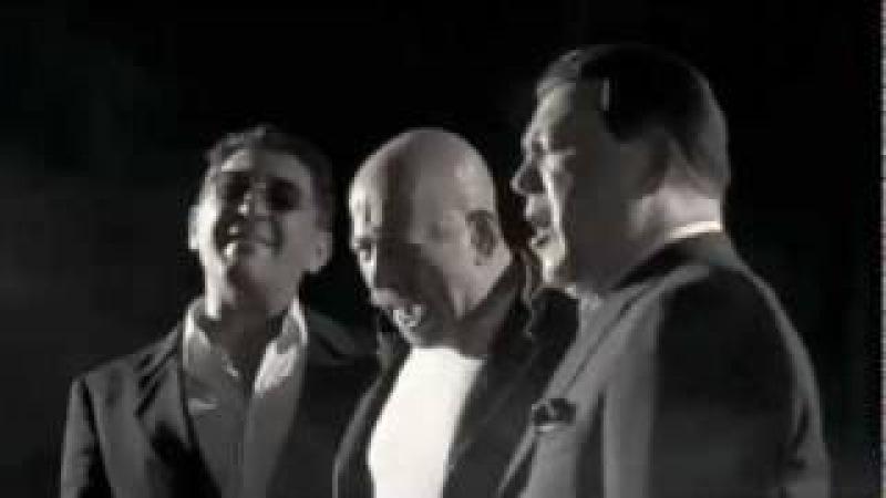 Вечерняя застольная - И.Кобзон, А.Розенбаум, Г.Лепс