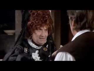 Луи де Фюнес соблазняет Ива Монтана. Мания величия 1971