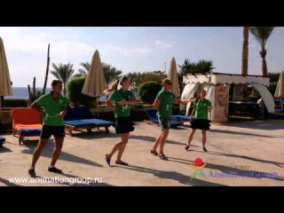 Анимационный танец опа-опа, Египет