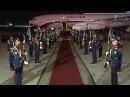 Владимир Путин прибыл в Египет с двухдневным официальным визитом - Первый канал