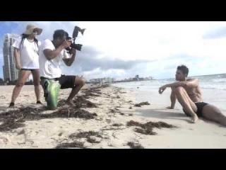 Nuvo-Image Male Model Photo Shoot 2013 Beach Location