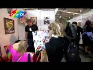 Картины раскраски по номерам купить Харьков