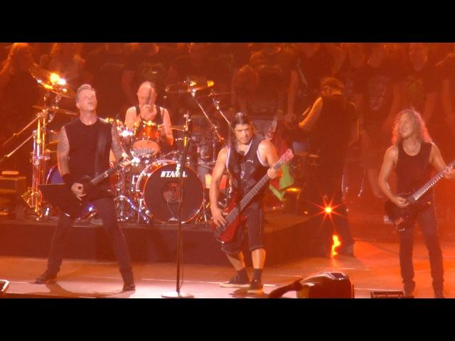 METALLICA - Live @ Moscow 2015 (FULL) ᴴᴰ
