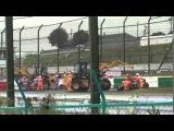 F1 2014 Japan GP - Immediately After Jules Bianchi Crash