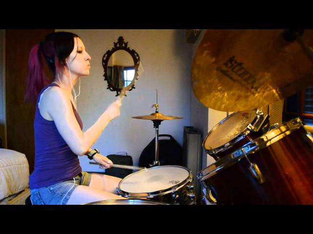 System of a Down Toxicity Drum Cover (by Nea Batera)