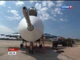 В Крыму восстановлен тренажер палубной авиации «Нитка» 2 09 2014