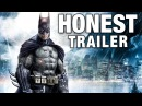 BATMAN: ARKHAM ASYLUM (Honest Game Trailers)