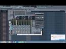 как сводить бочку и басс в FL Studio