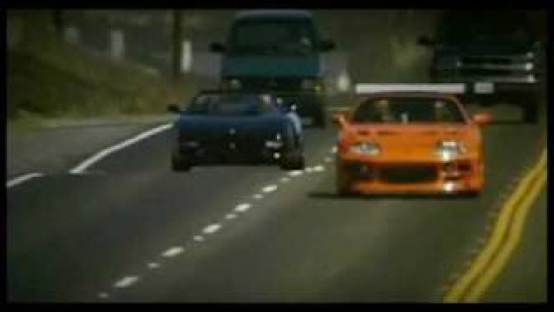 Форсаж 2 NTL - Drag racing