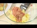 Кухня США Дважды запеченный картофель