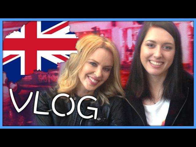 Блогер GConstr поддерживает VLOG Как Я Встретила КАЙЛИ МИНОУГ От Кати Клэп
