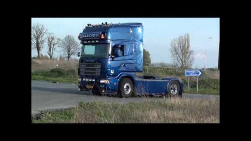 HKV Ochten BV Scania 144 530 V8