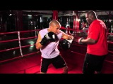 How to Train with Boxing Punch Mitts with Andre Ward!