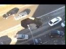 В Тюмени асфальт на дороге провалился под землю 8.05.2014