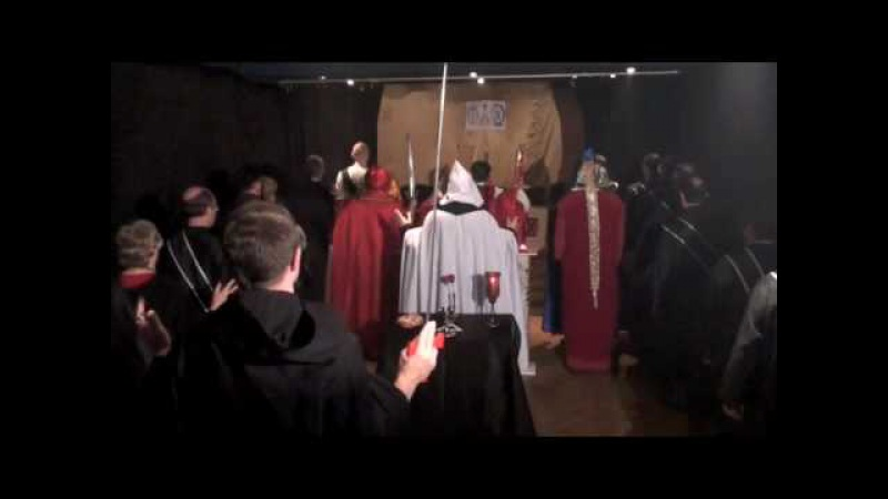 Hermetic Order of the Golden Dawn® Initiation Magick Rituals Opening Lecture by David Griffin