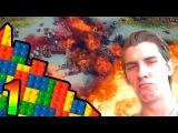 СРЕДНЕВЕКОВЫЙ КОНСТРУКТОР LEGO ♕ BESIEGE ♕ Часть 1