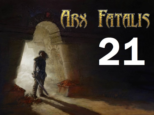 Let's play Arx Fatalis 21