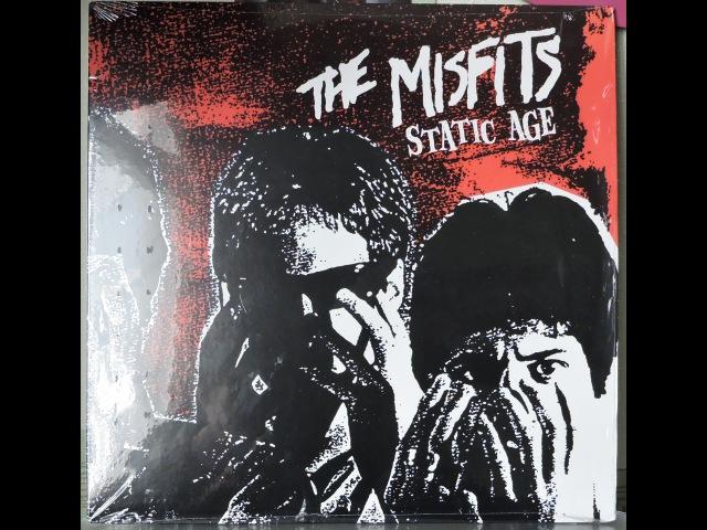 The Misfits - Static Age (full album vinyl rip)