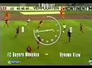 Суперкубок УЕФА 1975 первый матч  Бавария Мюнхен   Динамо Киев, СССР