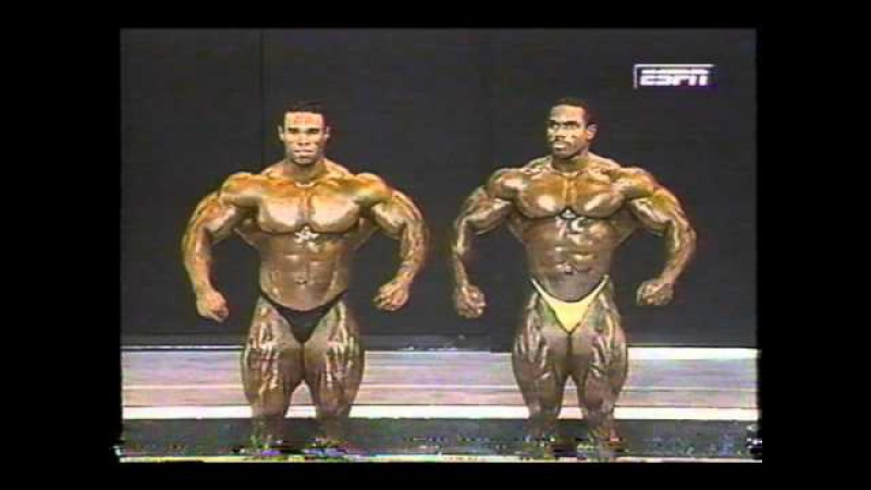 The Arnold Classic 1996/ Kevin Levrone