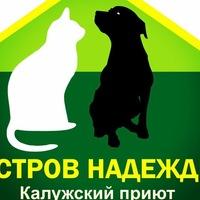 """Логотип Приют """"Остров надежды"""""""