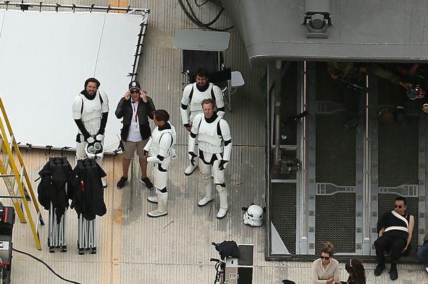 Новости Звездных Войн (Star Wars news): Серые фургоны