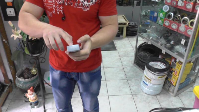 Динамометрия Саши Зайцева на ДК-140э в защите