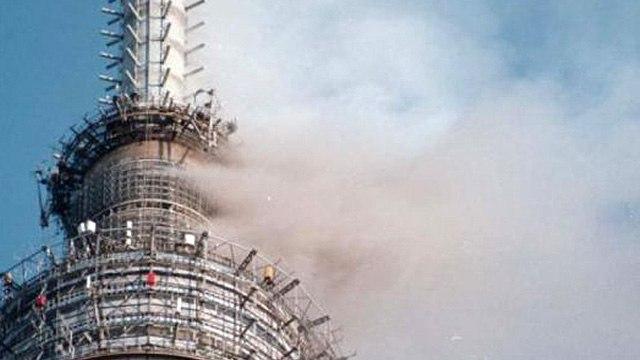 Экстренные выпуски новостей 27-28 августа 2000: пожар на Останкинской телебашне