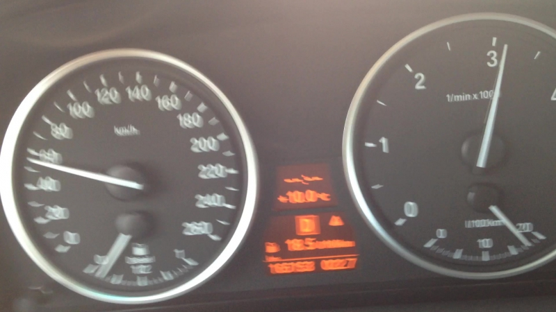 BMW E60 530xd до DieselBoost