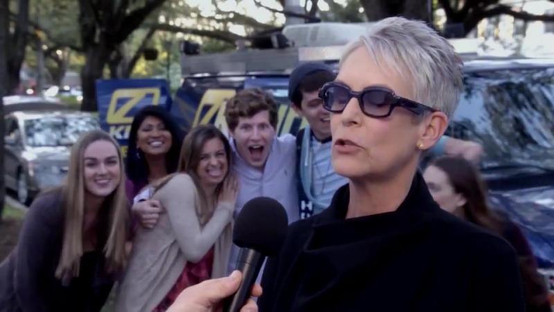 Scream Queens Королевы крика:1 сезон(трейлер)