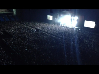 EPIC CIRCLE PIT - System of a Down - Toxicity (Live in Moscow, 20.04.15)
