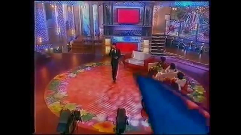 Большая стирка (ОНТПервый, 2003-2004) Витас (фрагменты)