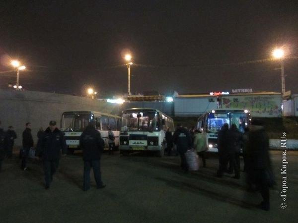 Беженцы с Украины в Кирове фото