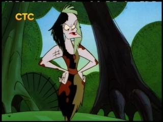 101 далматинец (101 Dalmatians) - Сокровище болотного острова + Повелитель термитов (1 Сезон, 11 Серия)