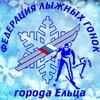 Федерация лыжных гонок города Ельца.