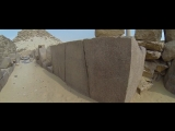 Мир древних богов: Пирамида и храм Сахура (Pyramid and Temple of Sahura)