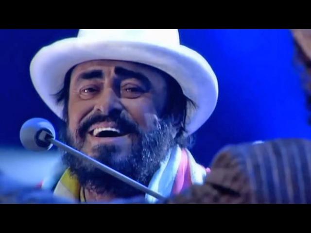 Zucchero Luciano Pavarotti - Miserere (Royal Albert Hall 2004) ᴴᴰ