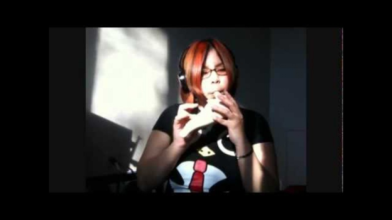 Moon River on the Muse ocarina for Gyzyn